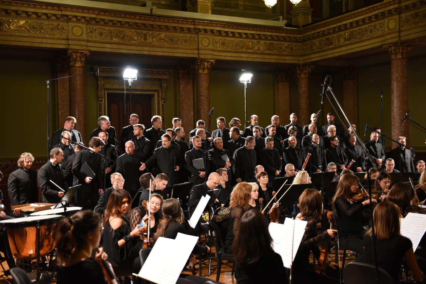 Cherubini ritkán hallható d-moll Requiemje